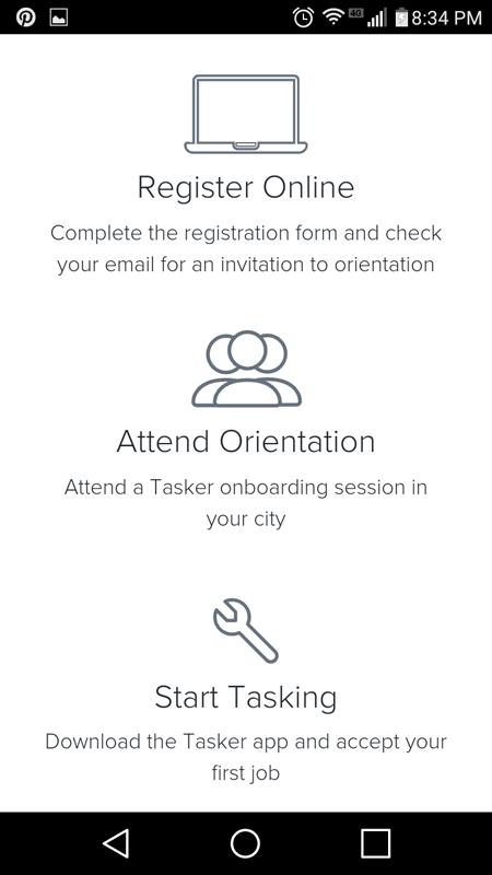 How To Become A Tasker On TaskRabbit