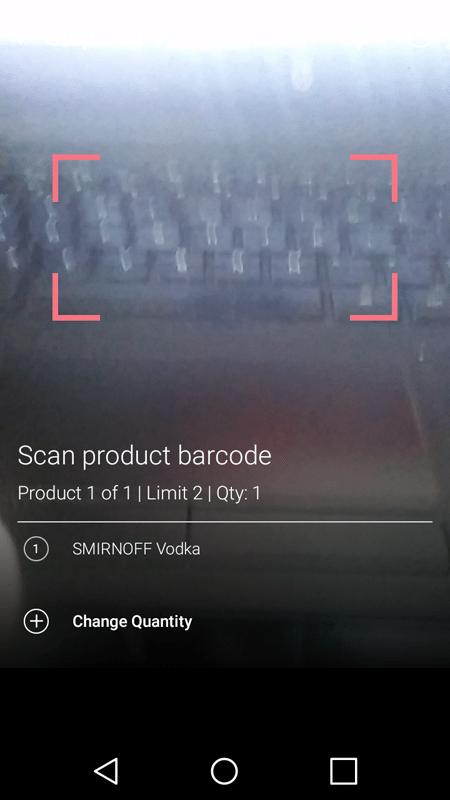 Ibotta Barcode Scanner