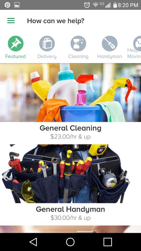 TaskRabbit Hub