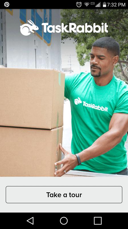 TaskRabbit Time To Take A Tour