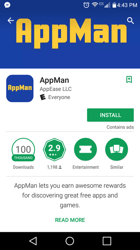 AppMan Basics