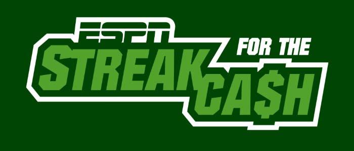 Make Money ESPN Streak For The Cash App