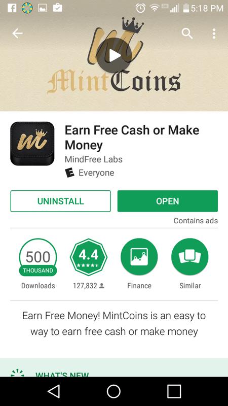 MintCoins Basic Info