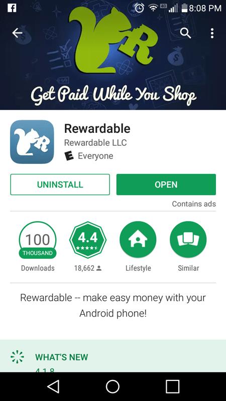 Rewardable Basic Stats
