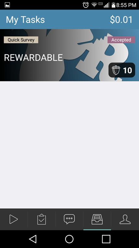 Rewardable Conversion Rate