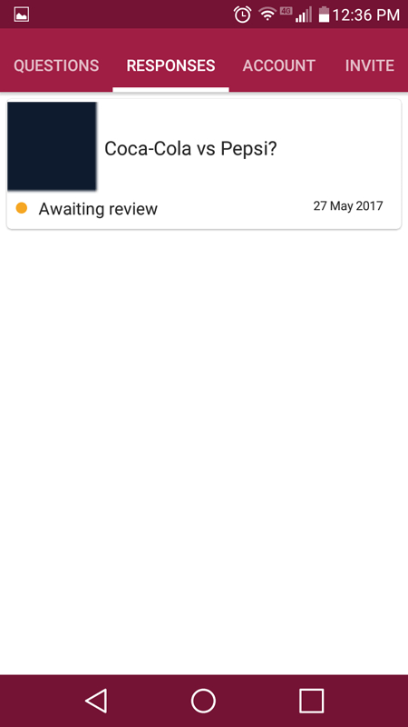 Voxpopme Needed To Review My Video