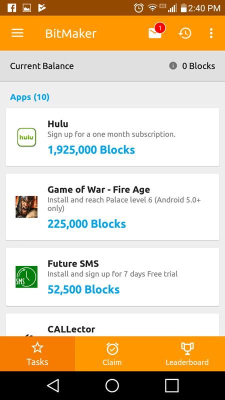 BitMaker Main Hub