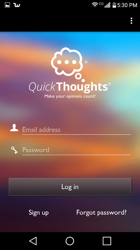 Getting Started With QuickThoughts