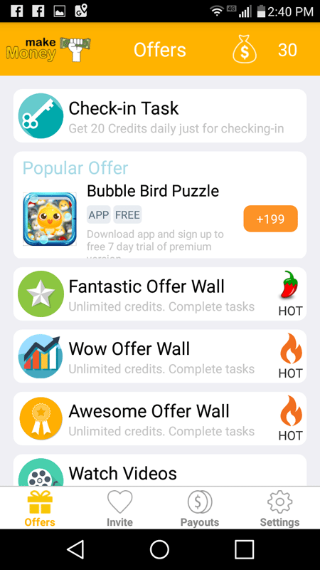 Main Hub Of The Make Money Free Cash App