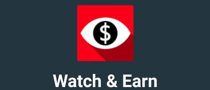 Make Money Watch And Earn
