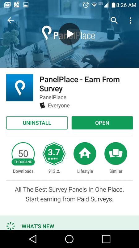 PanelPlace Basic Stats