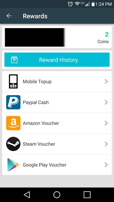 Watch And Earn Rewards