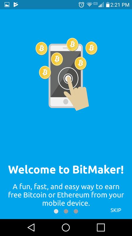 Welcome To BitMaker