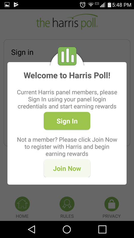 Welcome To Harris Poll