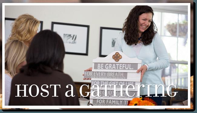 Host a Gathering