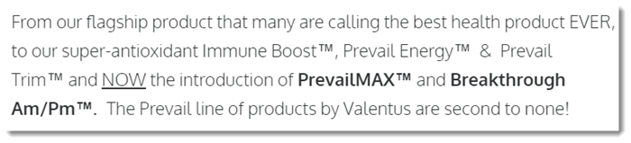Make Money With Valentus