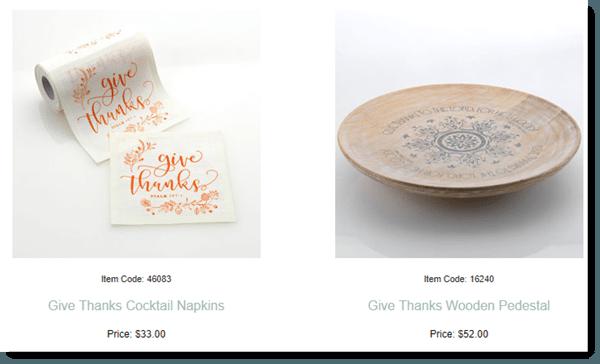 Mary & Martha Products