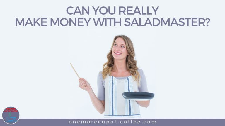 Can You Really Make Money With Saladmaster featured image