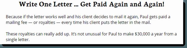 Get Paid Again and Again