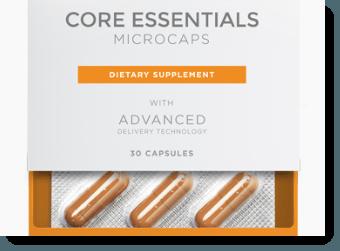 Microlife Core Essential Capsules