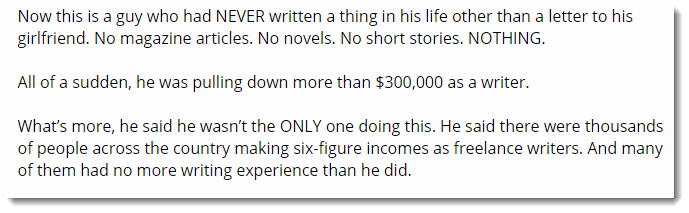 More Barefoot Writer Hype