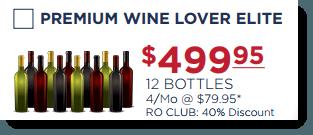 Premium Wine Lover Elite