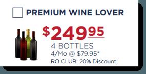 Premium Wine Lover
