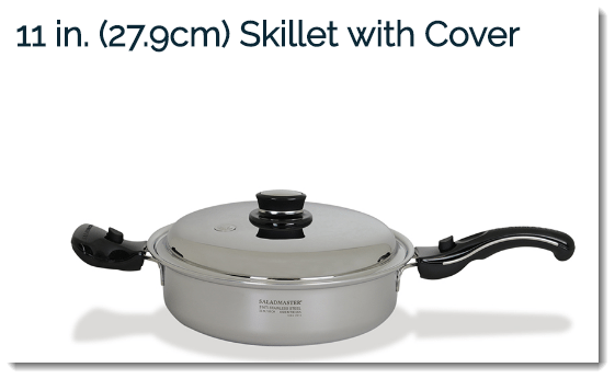 Skillet with Cover