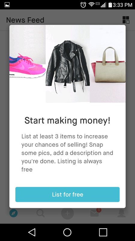 Start Making Money On Vinted