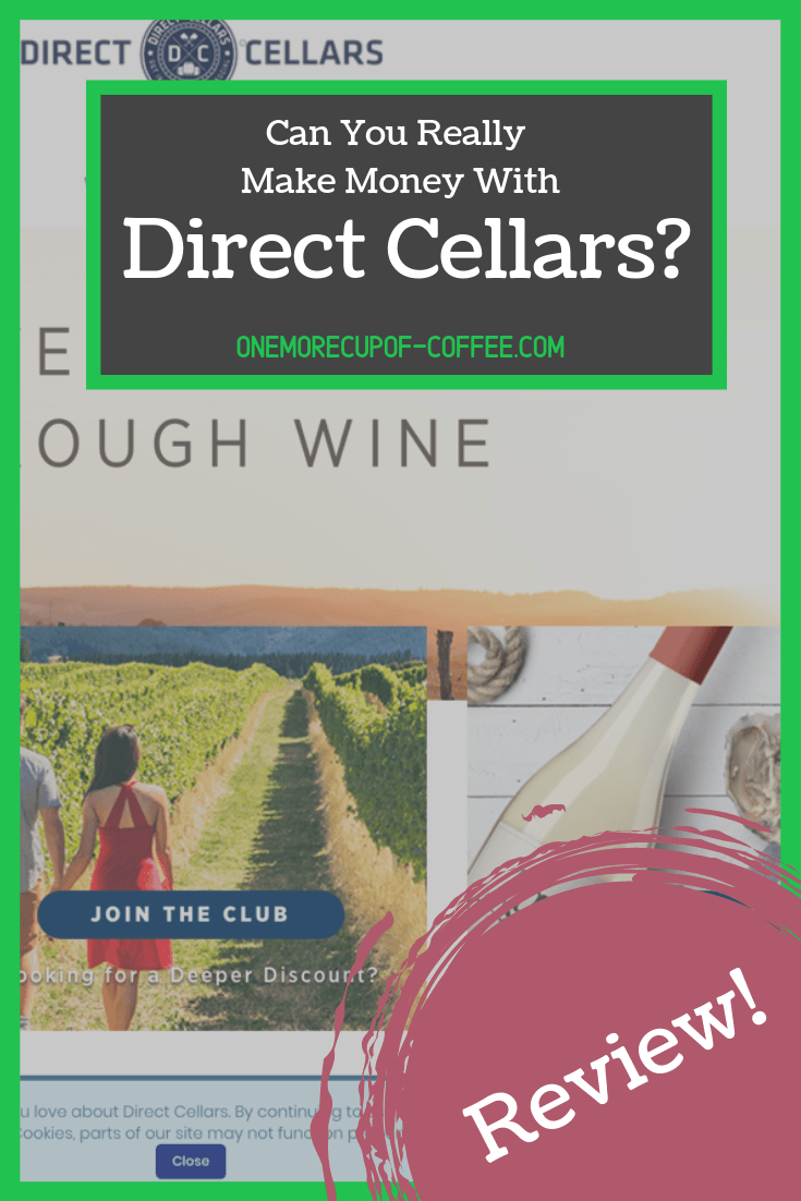 make money direct cellars