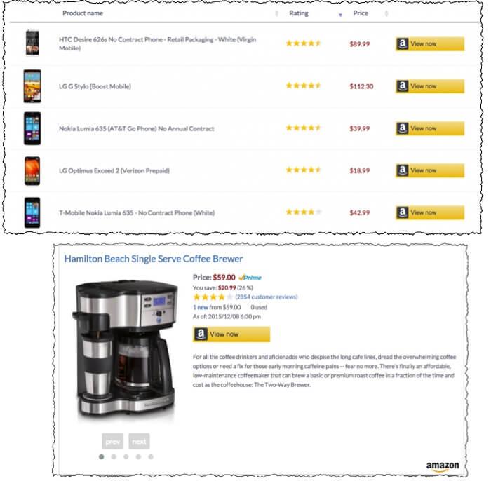ASA 2 Amazon Affiliate Plugin