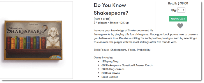 Do You Know Shakespeare