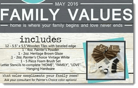Family Values Kit