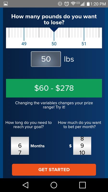 HealthyWage Calculator