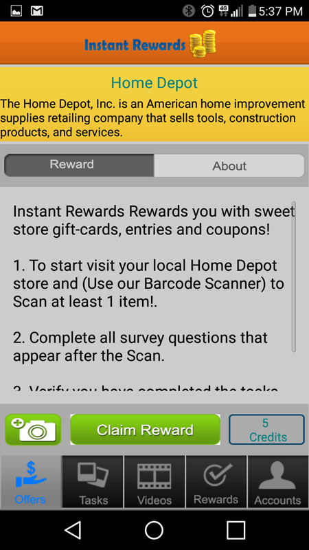 Can You Really Make Money With The Instant Rewards App
