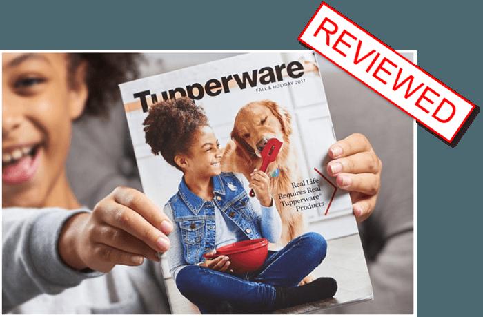 Make Money With Tupperware