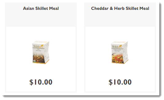Meal Packets