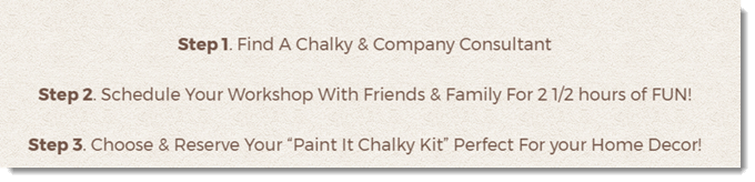 Paint It With Chalky