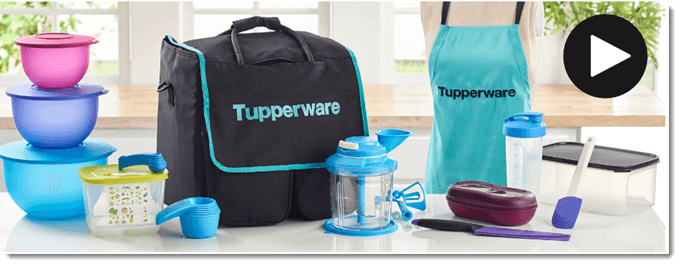 Tupperware Kit
