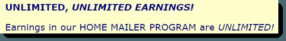 Unlimited Earnings