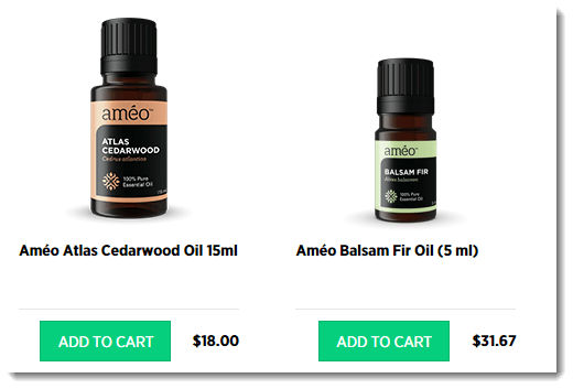 Zija Essential Oils