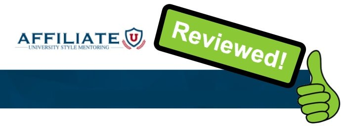 affiliateu review by tim schmidt