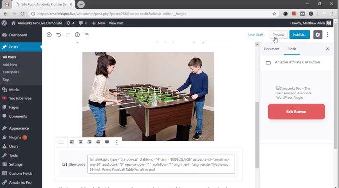 amalinks pro screenshot