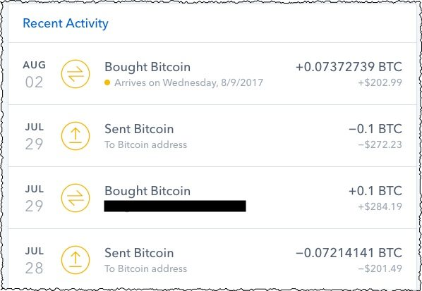 bitcoin deposit delays