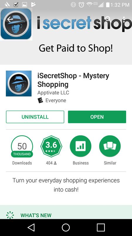 iSecretShop Basic Information