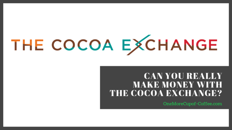 make money cocoa exchange
