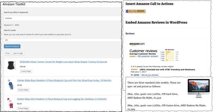 pixel affiliate WordPress Amazon Affiliate Plugin