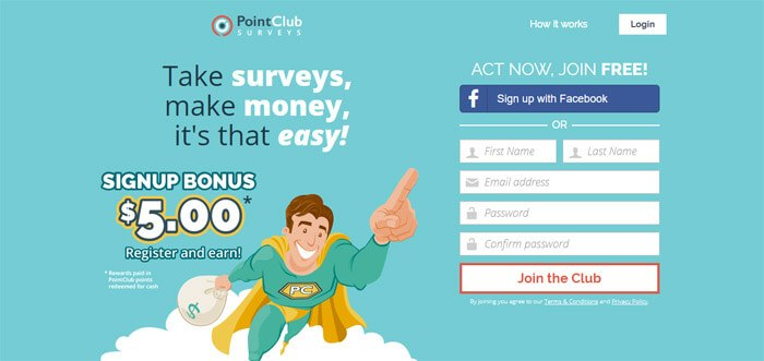 Make Money PointClub
