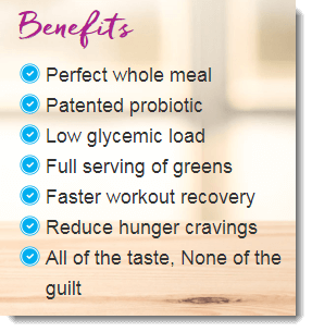 Protein Shake Benefits