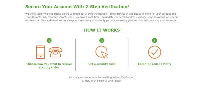 Verification Process For OneOpinion